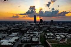 OKC Sunset #2